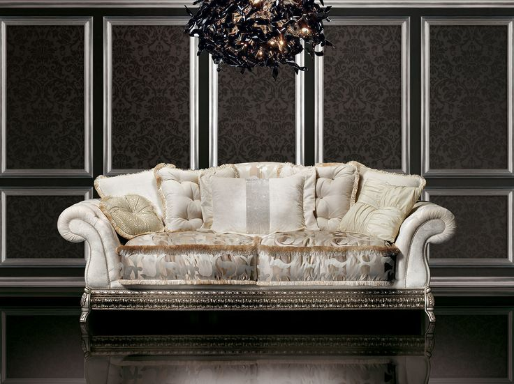 Anastasia Luxury Italian Sofa