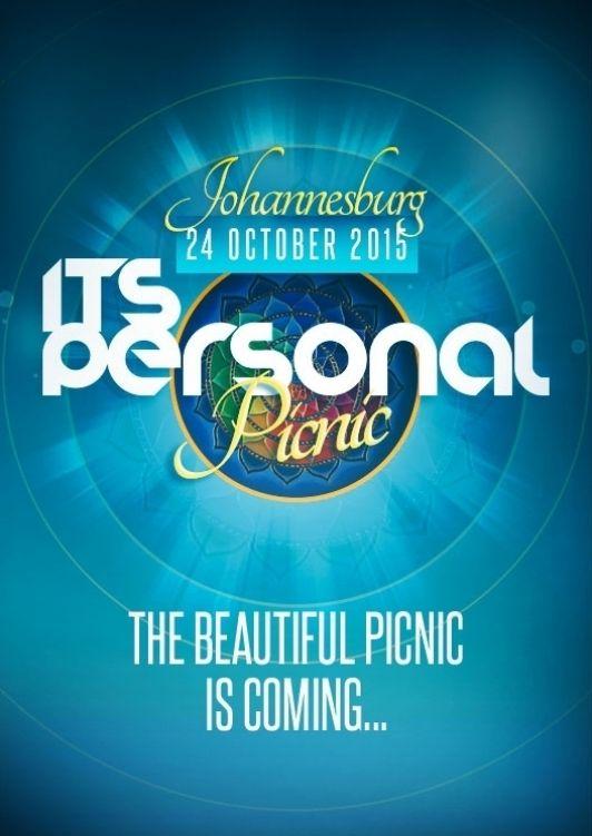 It's Personal Picnic 24 Oct 2015  Val Bonne Country Estate, Johannesburg