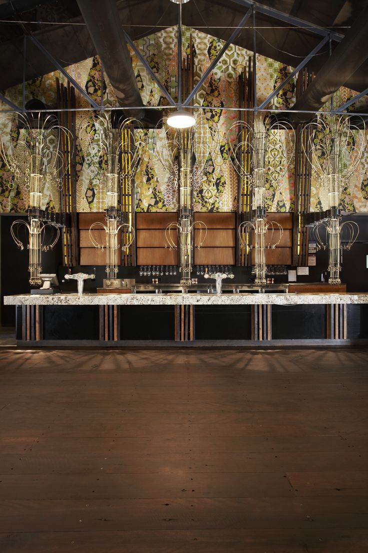 The stunning bar!  Showtime Events Centre, South Wharf.