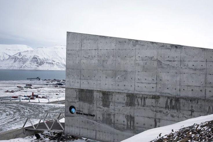 Deposito Sotterraneo Globale dei Semi in Norvegia 10