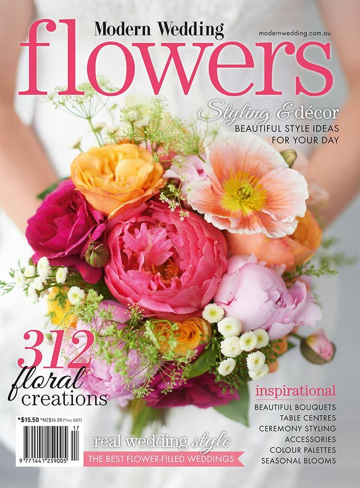 new modern wedding flowers magazine on sale modern wedding flowers weddings and wedding. Black Bedroom Furniture Sets. Home Design Ideas