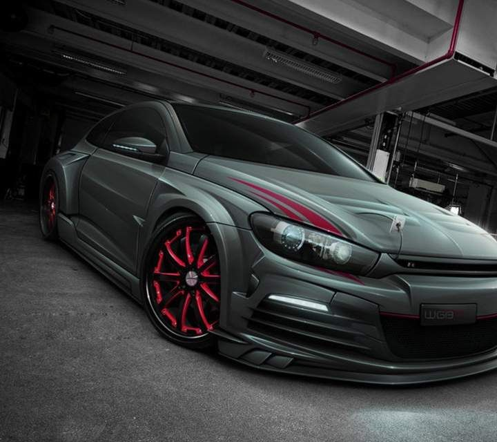 Volkswagen Scirocco #Car Lover? Visit Us At Www.fi-exhaust