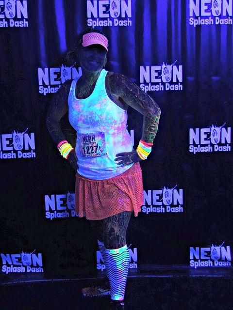 Neon splash dash coupon dallas