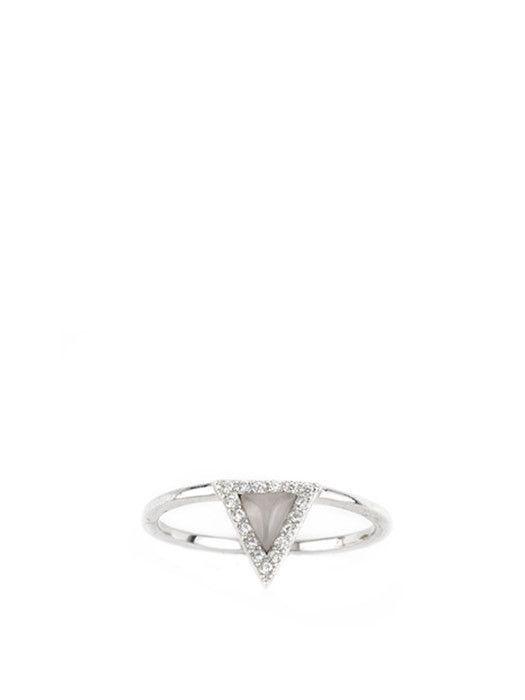 Samantha Wills - Flamingo Jungle Ring - Silver - $119.00