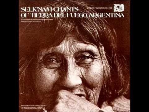 Lola Kiepja [fw 4176] Selk'nam (Ona) Chants of Tierra del Fuego, Argentina - La ultima Selk'nam