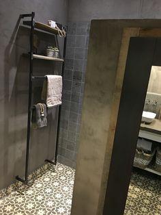 Handdoekenrek bad of keuken