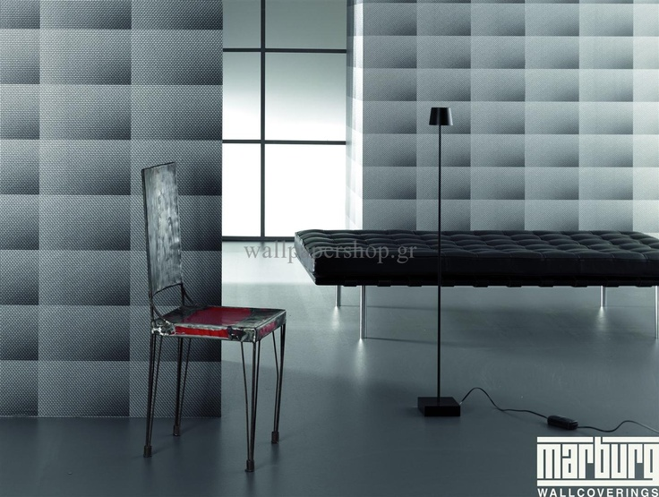 Wallpapers :: Modern :: Ulf Moritz Charisma Silver No 1570 - WallpaperShop