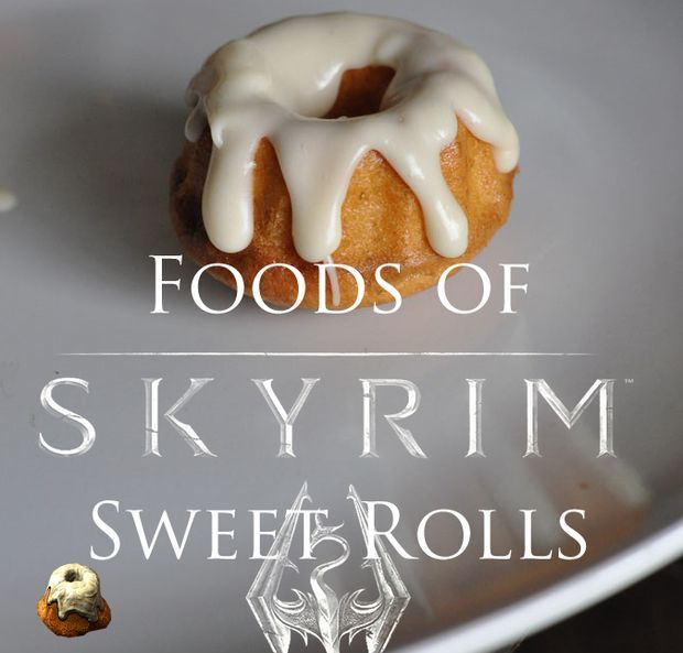 Picture of Foods of Skyrim: Sweet Rolls