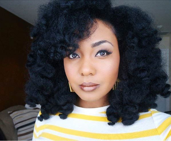 Super 1000 Images About Nice Natural Hairstyles On Pinterest Short Hairstyles Gunalazisus