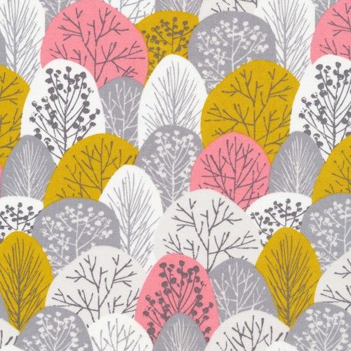 First Light -  Spring Woodland - Pink