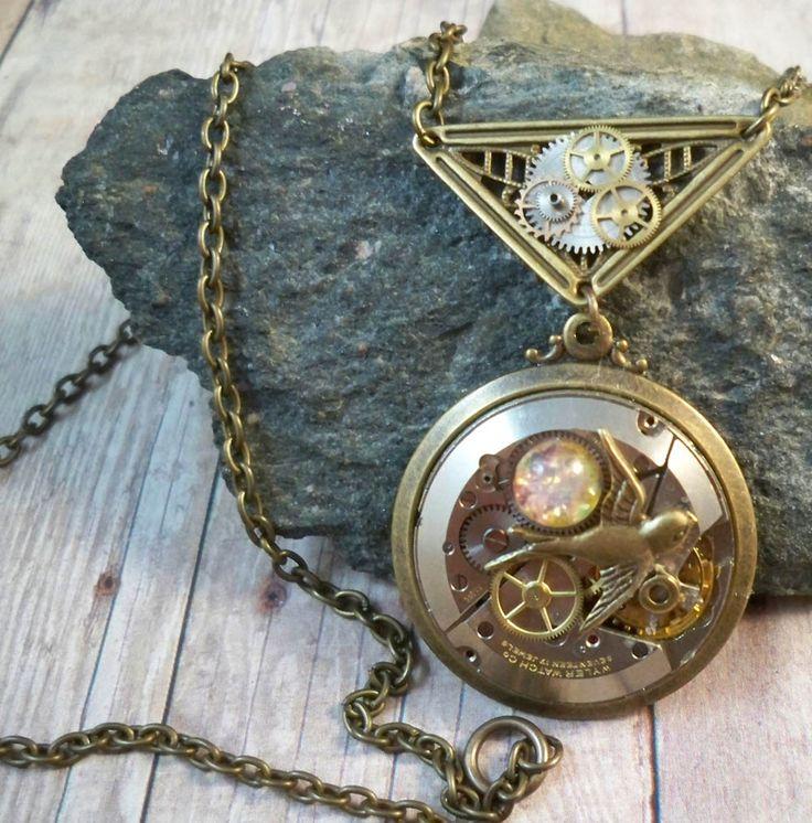 ~ Designer Steampunk ~: Steampunk Art, Inner Steampunk, Steampunkandor Victorian, Designer, Steampunk Bracelets, Pocket Watches, Steampunk Jewelry, Design Steampunk, Steampunk Necklaces