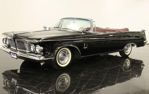 62 Chrysler Imperial Imperial Crown Chrysler