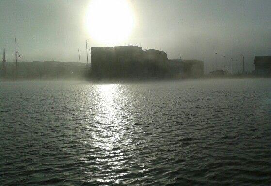 Saint Nazaires port