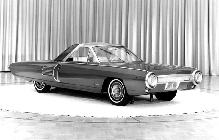 (20) 1963 Chrysler turbine car - via http://bit.ly/epinner