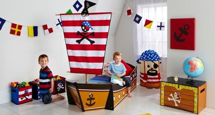 Las 25 mejores ideas sobre cama barco pirata en pinterest for Jardin infantil serrano 78