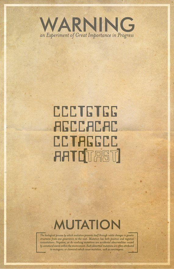 Cette liste est une série de la Fringe Science inspiré iconographie estampes. « AVERTISSEMENT : une expérience d'une grande Importance en cours de