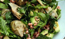 Artisjok salade