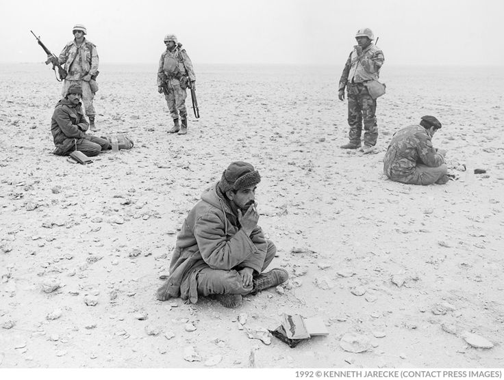 The War Photo No One Would Publish