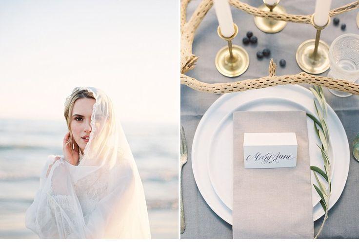sea sand bridal wedding inspiration 0003d