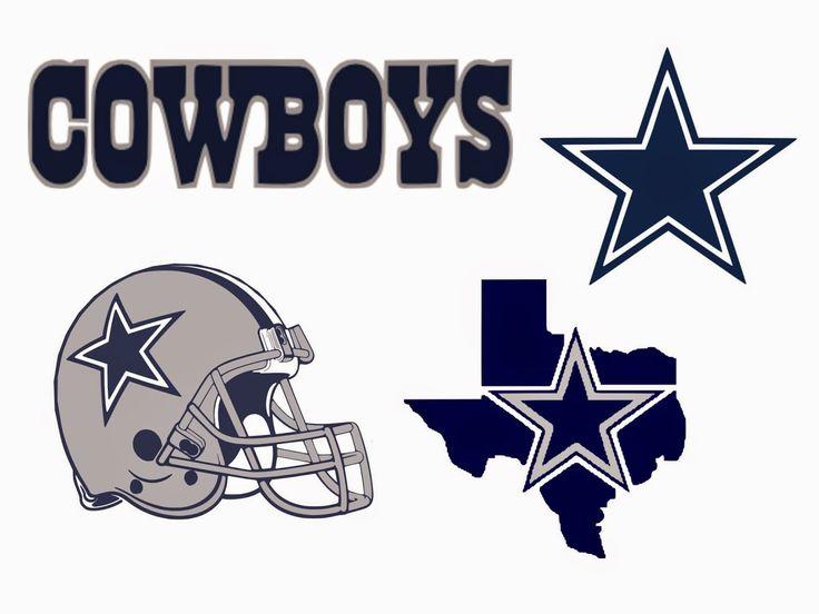 Crafting with Meek: Dallas Cowboys Svg