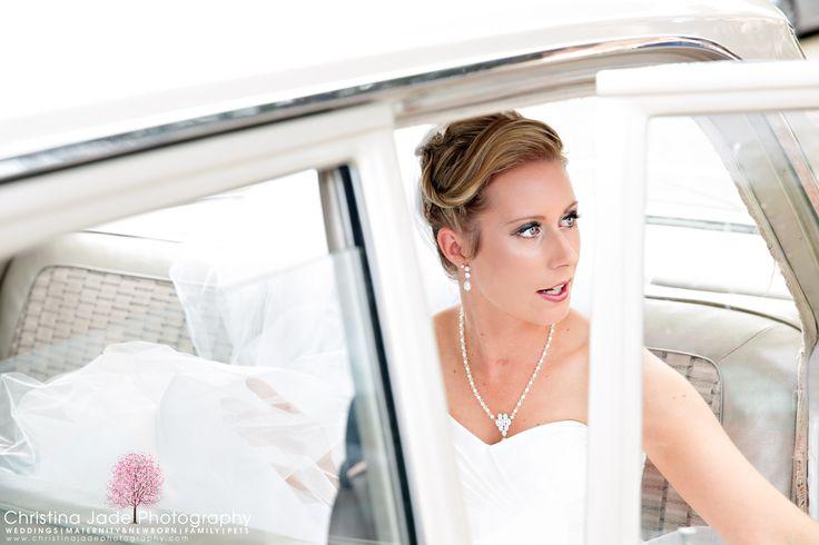 Bride, Wedding Car