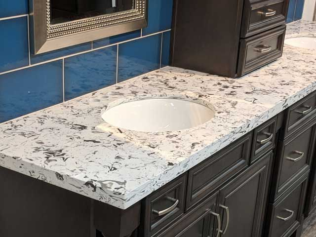 Image Result For Home Depot Quartz Countertop Sample In Rococo