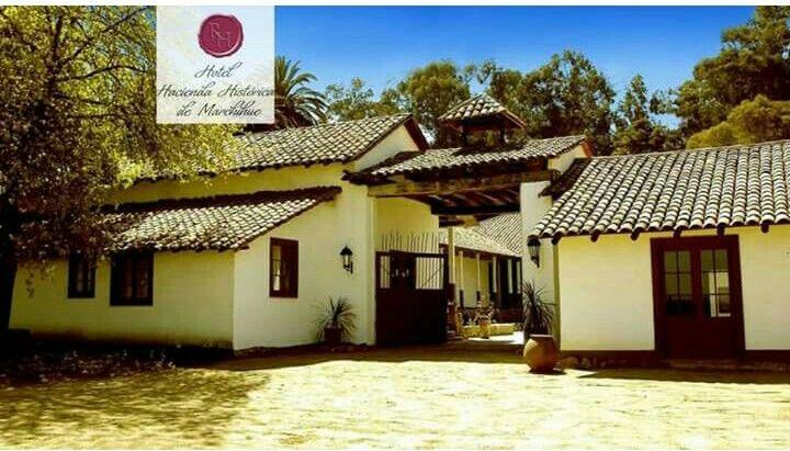 Hacienda Histórica de Marchigüe. Sexta Region