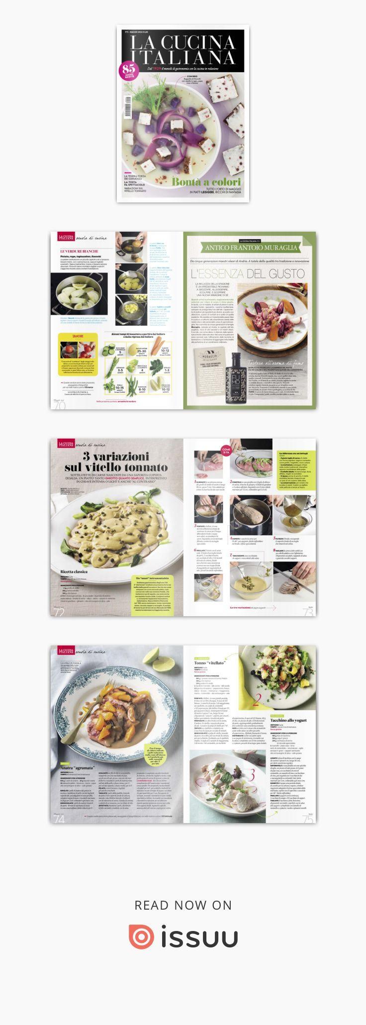 La cucina italiana 2016 05