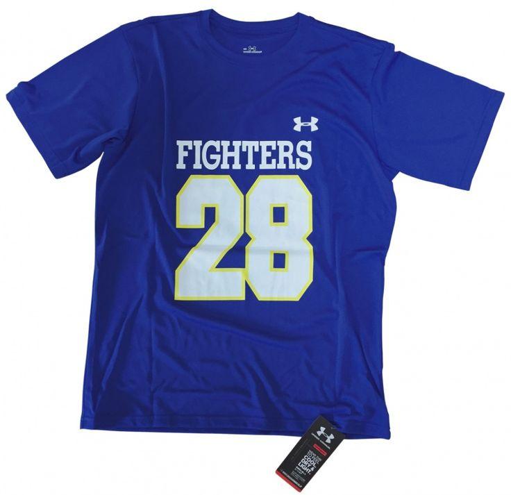 FIGHTERS #28 キッズTシャツ