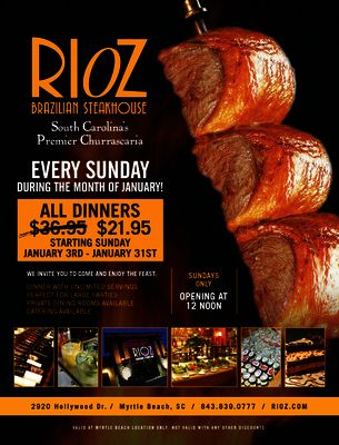 Rioz Brazillian Steakhouse