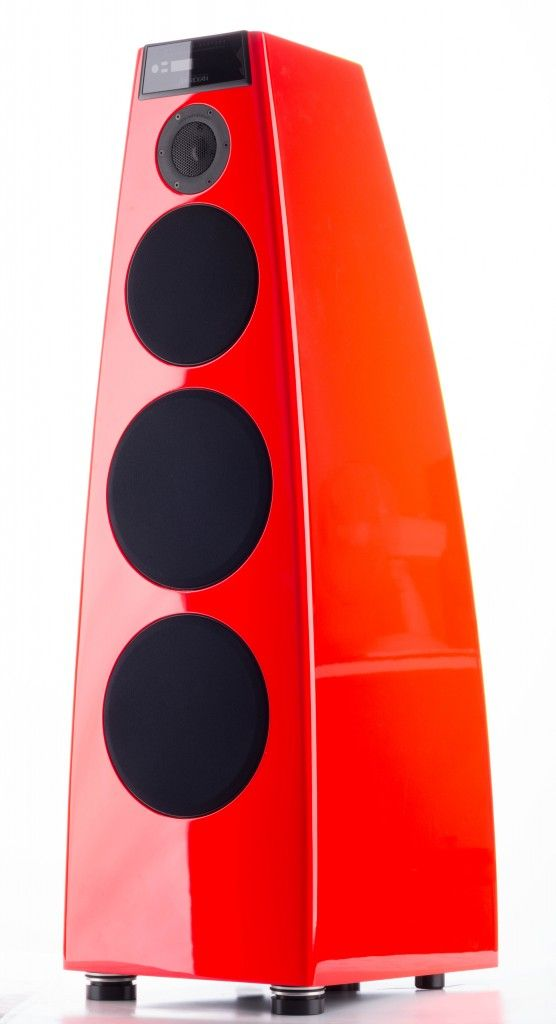 Meridian's new edition DSP loudspeakers - only $30,000.....K