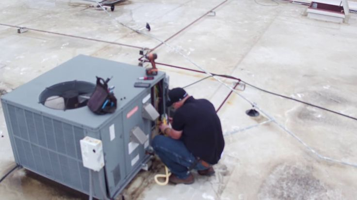 1st Choice Air Solutions Commercial HVAC Tune-up in February 2017