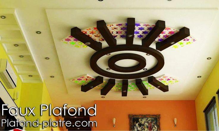 50 best faux plafond images on pinterest conception for Decoration faux plafond chambre a coucher 2015
