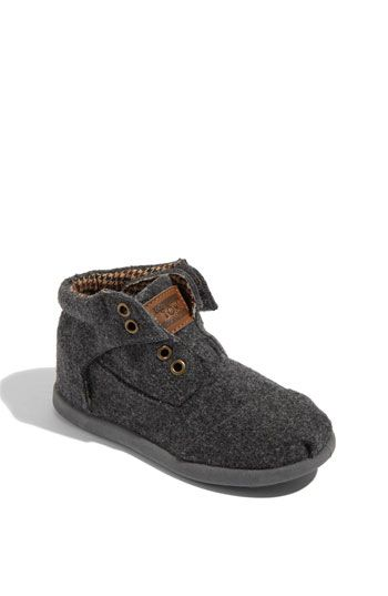 I don't really like Toms, but when I saw these at the mall, I was quite impressed...tempted to purchase! #Toms #Nordstrom #LittleBoys
