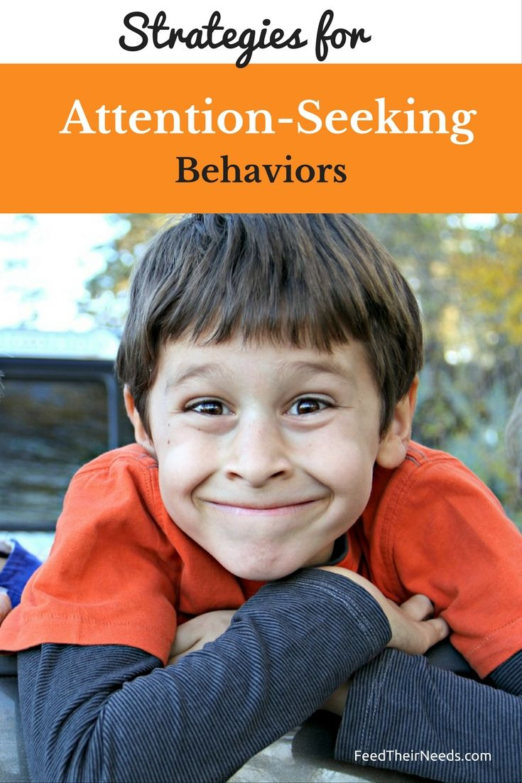 Strategies to prevent and address attention seeking behaviors.  Includes the characteristics and teacher tips!
