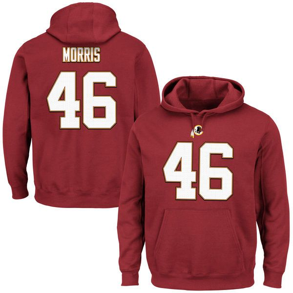 ... Jersey 23.88 at Alfred Morris Washington Redskins Majestic Eligible  Receiver II Name Number Hoodie - Burgundy - 32.99 Nike ...