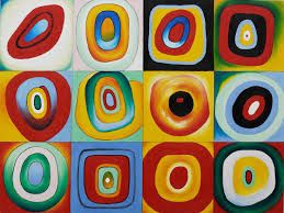 kandinsky paintings - Google Search