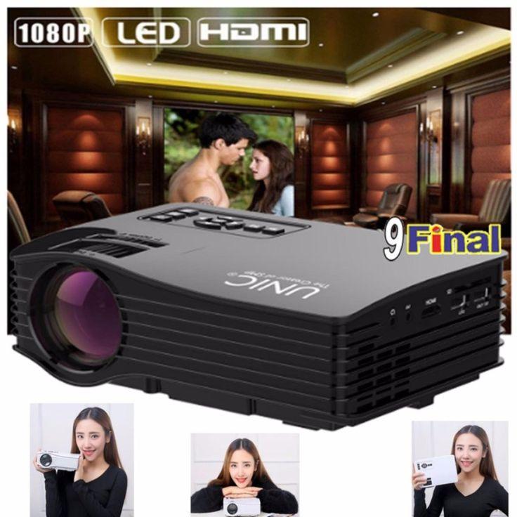 รีวิว สินค้า Unic UC36 By 9FINAL Mini Portable LED Projector โปรเจคเตอร์ Full Color 1080P Home Cinema HDMI /AV/USB ☏ โปรโมชั่นลดราคา Unic UC36 By 9FINAL Mini Portable LED Projector โปรเจคเตอร์ Full Color 1080P Home Cinema HDMI /AV/US ราคาน่าสนใจ | couponUnic UC36 By 9FINAL Mini Portable LED Projector โปรเจคเตอร์ Full Color 1080P Home Cinema HDMI /AV/USB  สั่งซื้อออนไลน์ : http://product.animechat.us/IWNmD    คุณกำลังต้องการ Unic UC36 By 9FINAL Mini Portable LED Projector โปรเจคเตอร์ Full…