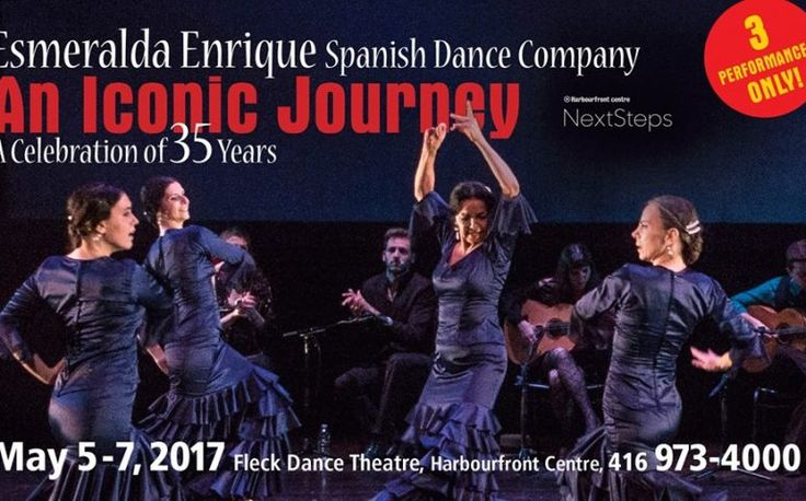An Iconic Journey, A Flamenco Celebration of 35 Years | TorontoDance.com
