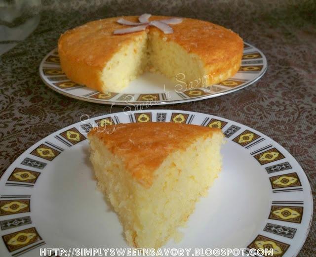 Coconut Cake...looks delicious