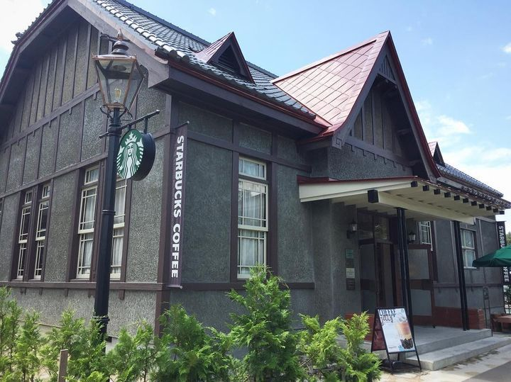 【スタバ】国の登録有形文化財に指定されている青森の弘前と兵庫の神戸にある2店舗の紹介。2016