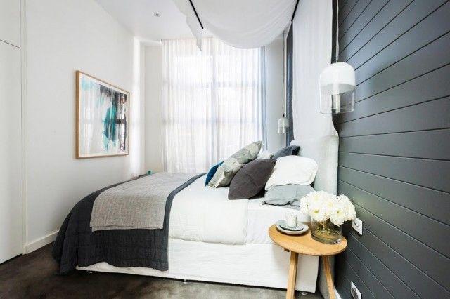 Get the look: Last night's Block bedroom and study reveals (Darren and Deanne) Bed linen