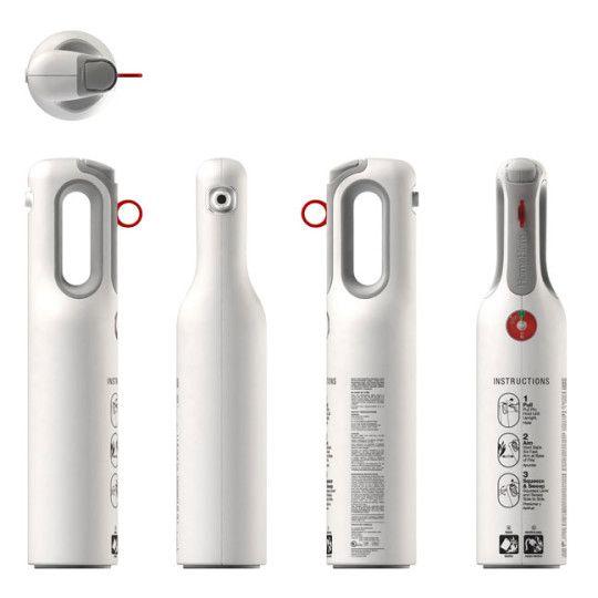 HOMEHERO Fire Extinguisher for Arnell Group