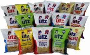 Can't have a Mad Men party without Utz chips!