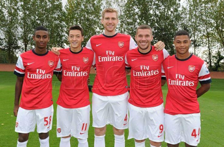 Arsenal german