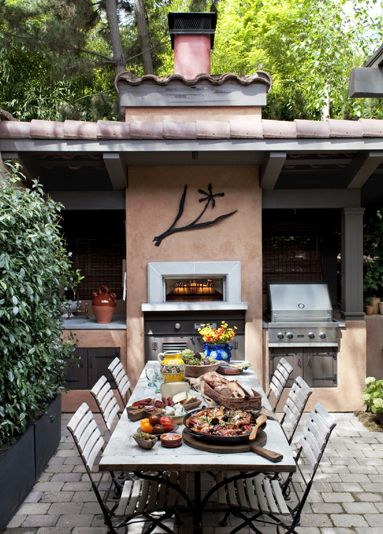 Pizza Oven - wood stone ovens