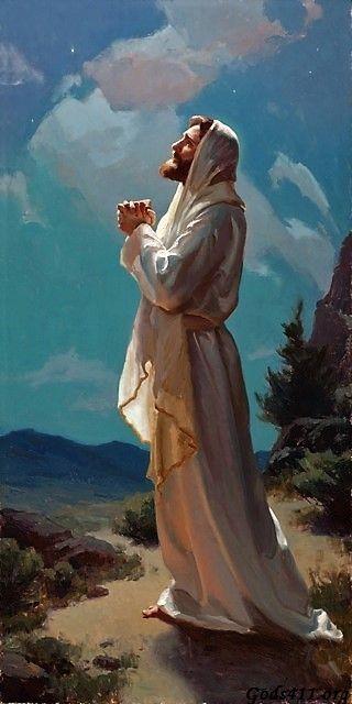 Jesus - Pray Like Him