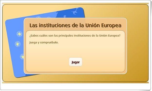 Las instituciones de la Unión Europea (Librosvivos S.M.)