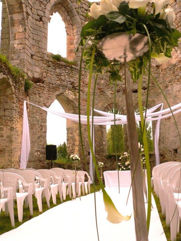 Château du Vivier : Organisation de mariage 77, location de salle de cérémonie Fontenay Trésigny 77