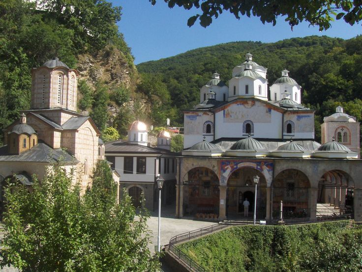 Monastery of St. Joachim Osogovski, Kriva Palanka, Macedonia (FYROM)